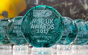Brakes wins MSC Award for fourth year