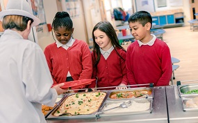JJ Foodservice increases support to schools