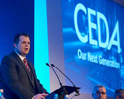 New chair and vice chair for CEDA Academy