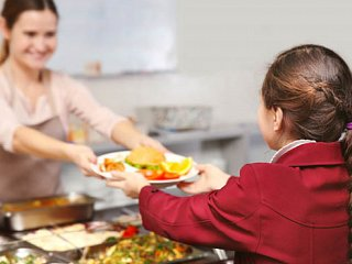 New report shows take up of free school meals