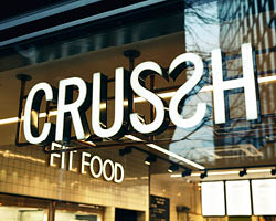 Sodexo partners with Crussh