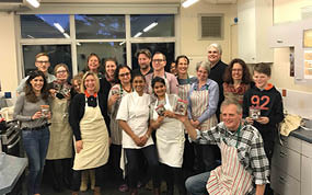 Reigate Grammar School gets Indian cooking masterclass