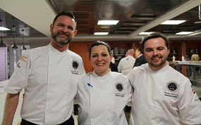 Elior chefs compete for Chef of the Year title