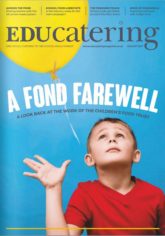 EDUcatering August 2017
