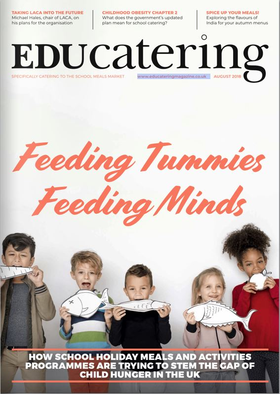 EDUcatering August 2018