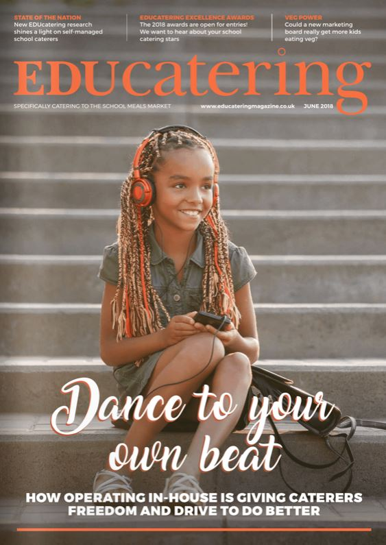 EDUcatering June 2018