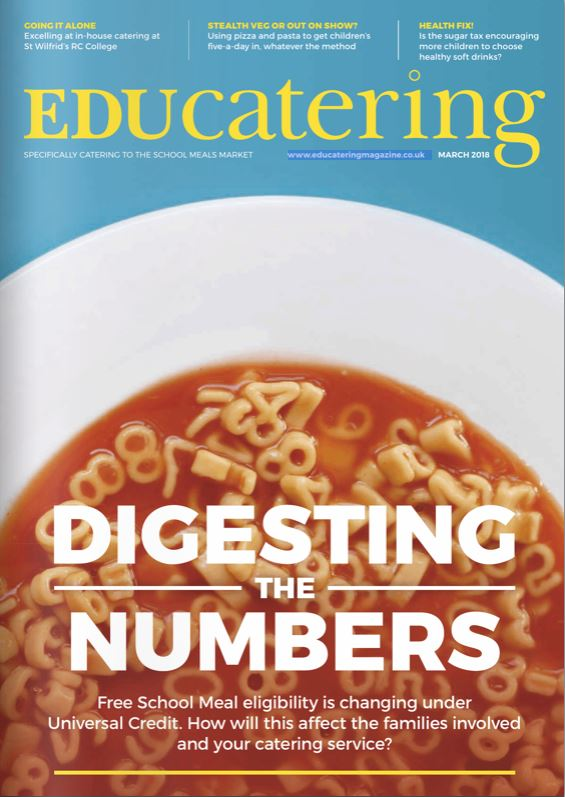 EDUcatering March 2018