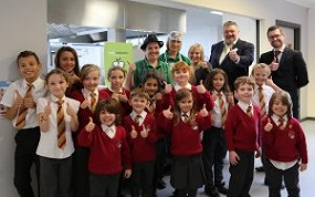 Educaterers launches centre for school meals excellence