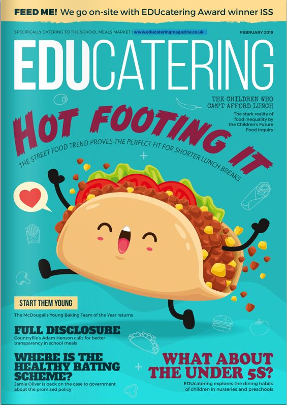 EDUcatering February 2019