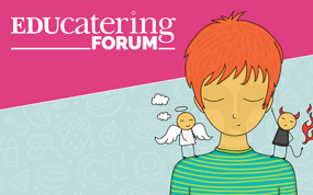 The EDUcatering Forum: Nudging children towards healthy choices
