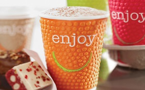 Business and industry signs paper cup recycling agreement