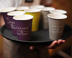 Gather & Gather's Primarket Café launches in Edinburgh