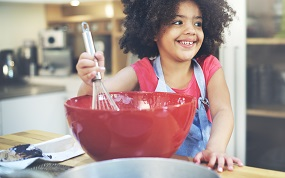 Children's Food Trust launches cooking app