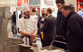 School chefs to take part in Public Sector Culinary Showcase