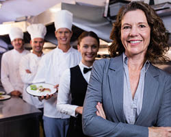 Sodexo study: 'Gender balanced teams are better'