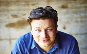Jamie Oliver calls for ban on energy drinks for children