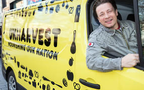 Jamie Oliver recruits business leaders for CEO CookOff