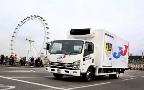JJ Food Service wins contract with London Borough of Newham