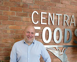 Shephard in at Central Foods