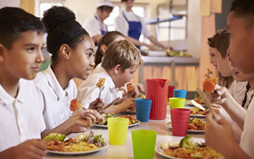 Glasgow borough caters for vegan children in all its schools