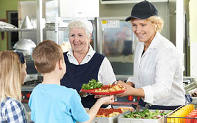 Industry welcomes Labour's free school meals pledge