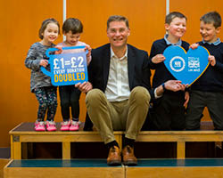 Mary's Meals receives funding boost