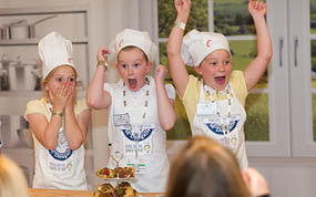 Extra time for McDougalls Young Baking Team of the Year