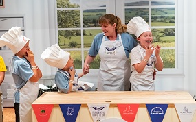 Cumbria school wins McDougalls Young Baking Team of the Year