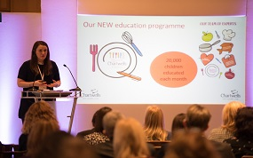 Meg Longworth reports on the findings of a nudge pilot by Chartwells