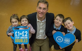 Help Mary's Meals Double The Love