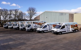 Bidfood opens new Penrith depot