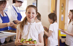 T (n) S Catering supports school catering after Carillion collapse