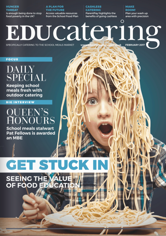 EDUcatering February 2017