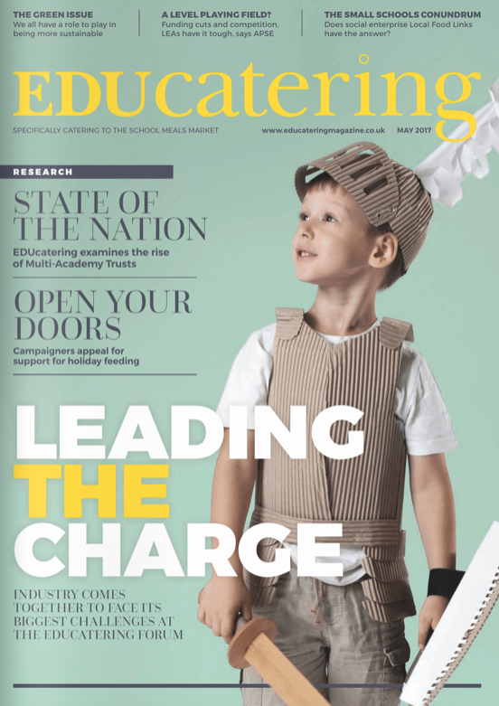EDUcatering May 2017