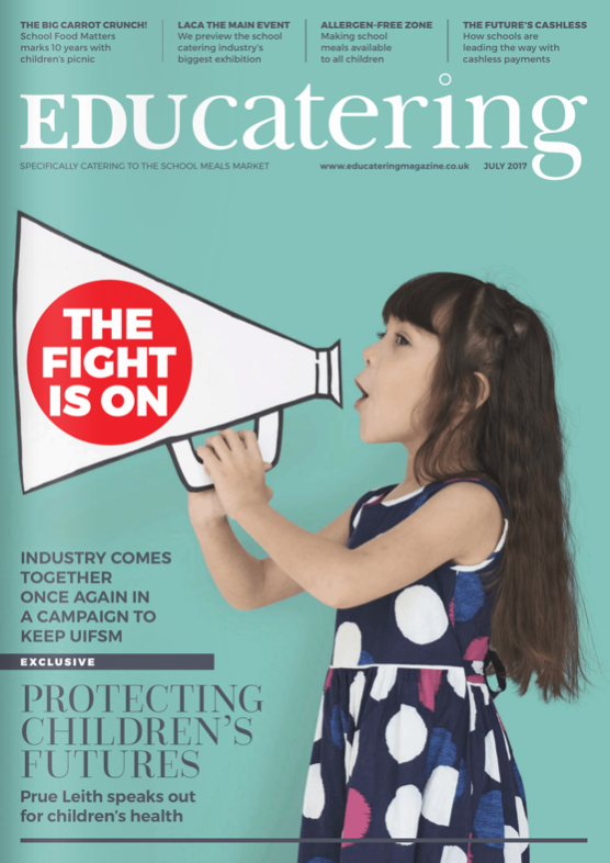 EDUcatering July 2017