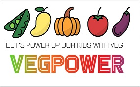 Power up our kids with veg!