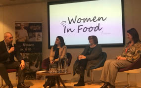 Female chefs gather for Compass Women in Food programme