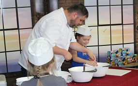 Young's Foodservice hosts roadshow for schoolchildren