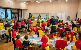 Zanussi Cook School to give food education to primary schools